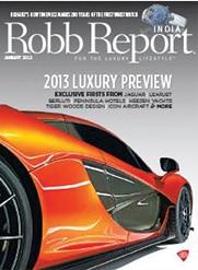 2013.01 Robb Report India