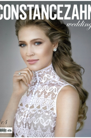 2016 Constance Zahn Weddings COVER