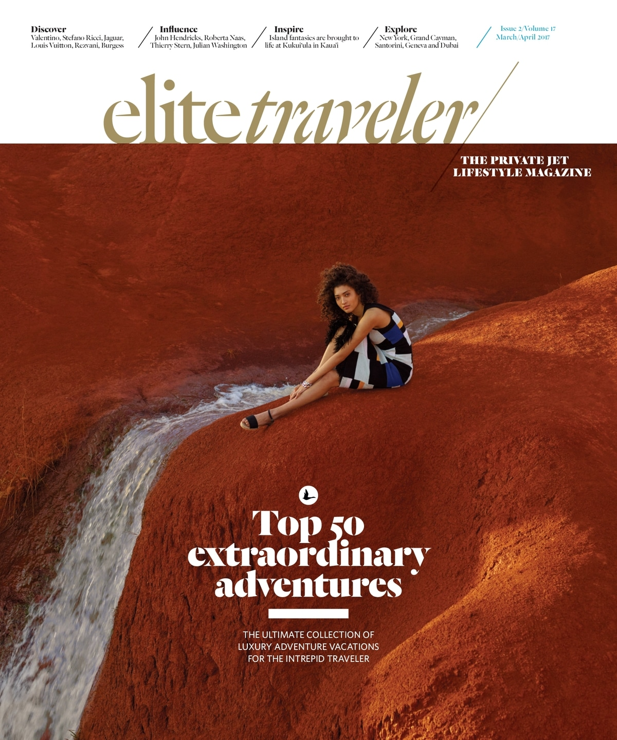 Elite Traveler – UK – COVER
