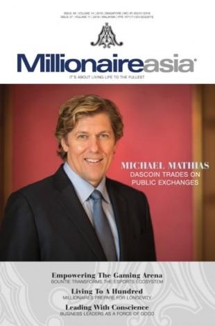 2018.06 MillionaireAsia COVER