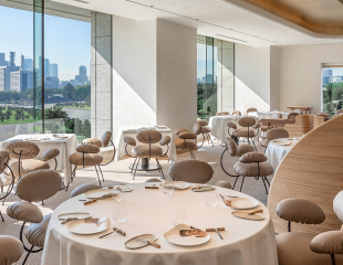 ESTERRE by Alain Ducasse at Palace Hotel Tokyo RENDERING FS2 1