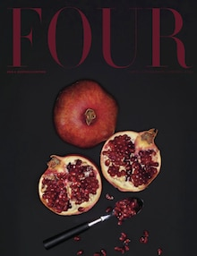 FOUR UK – Summer 2015 Cover