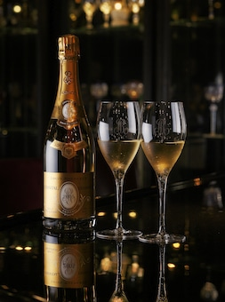Louis Roederer Cristal Champagne at Palace Hotel Tokyo – T