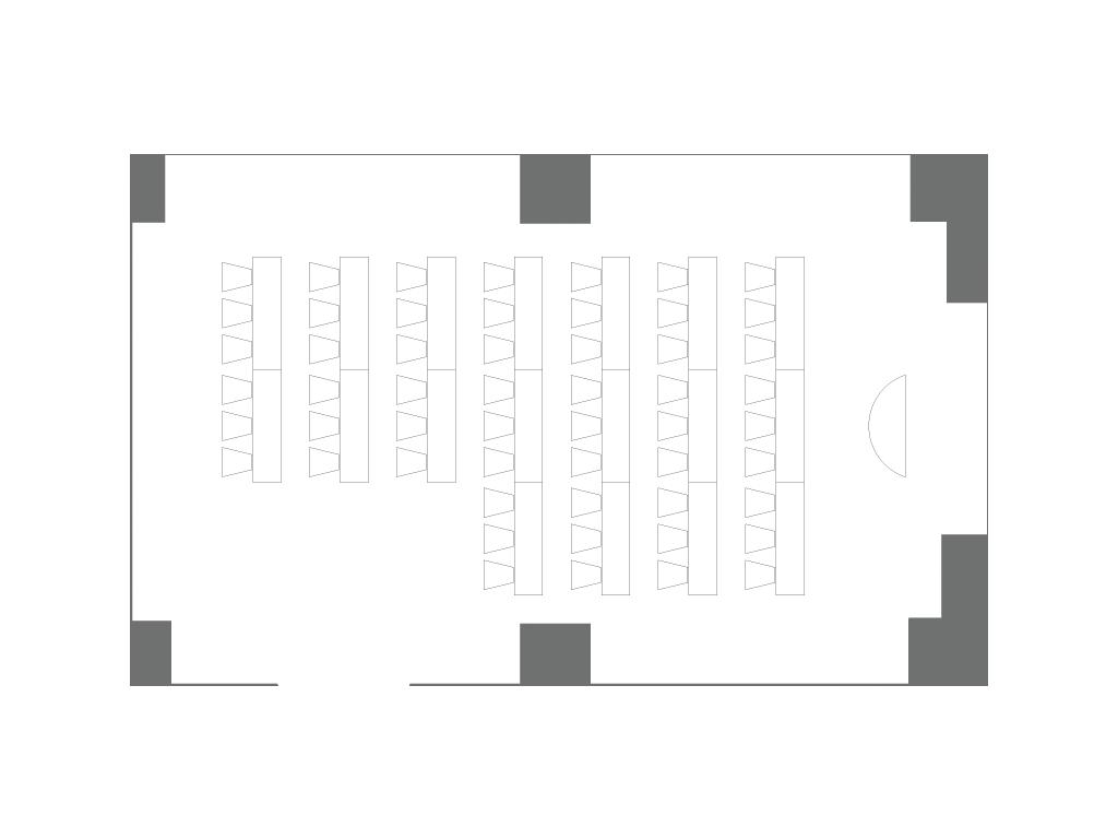 Kikyo | Floorplan |Palace Hotel Tokyo