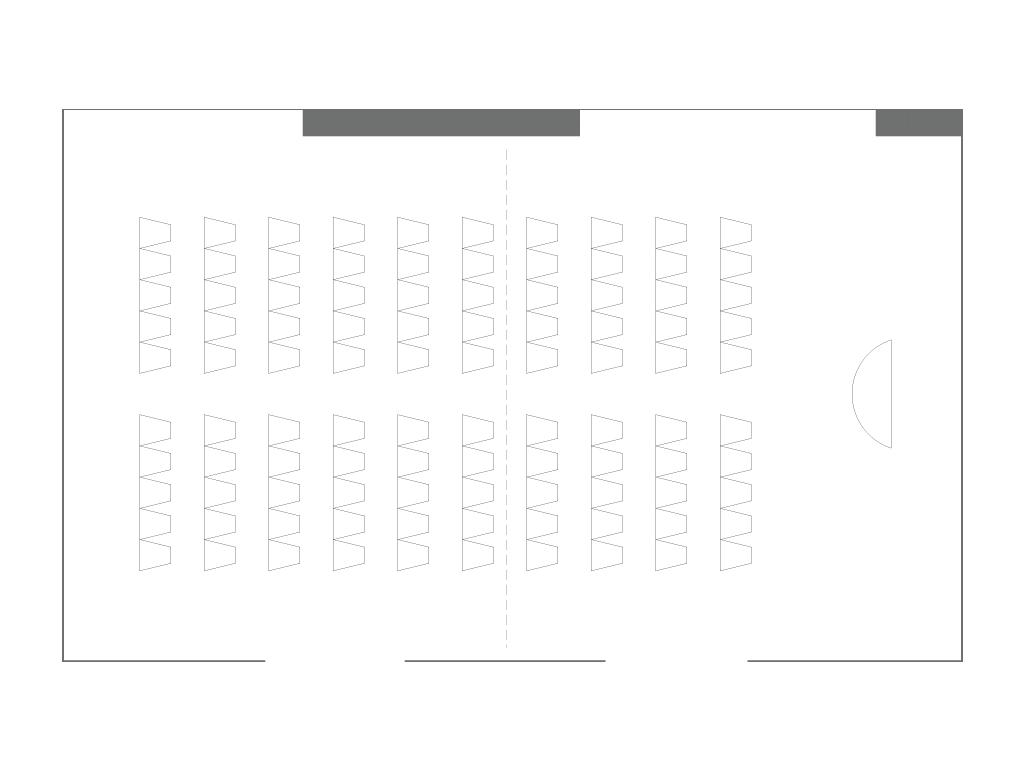 Nadeshiko Theatre | Floorplan | Palace Hotel Tokyo