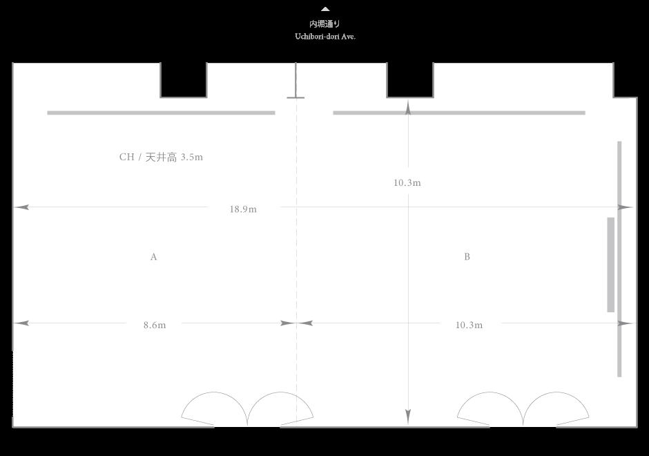 UME Floorplan
