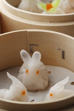 Michelin Starred Restaurants Tokyo – dim sum
