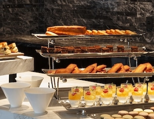 Palace Hotel Tokyo – Club Lounge Food Presentation I – HT2