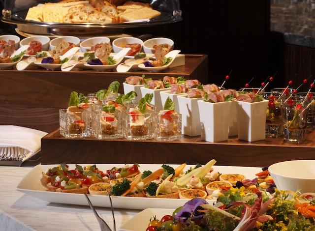 Palace Hotel Tokyo – Club Lounge Food Presentation II – H2