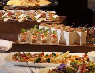 Palace Hotel Tokyo – Club Lounge Food Presentation II – HT2
