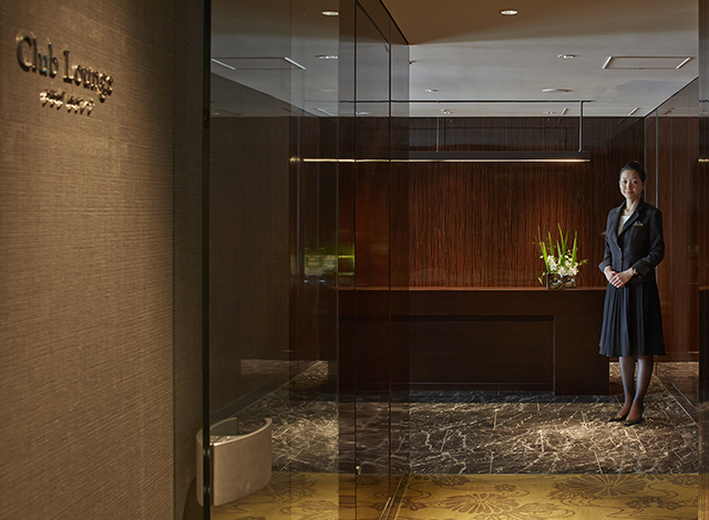 Palace Hotel Tokyo – Club Lounge Reception H2 640x470 1