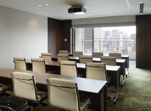 Palace Hotel Tokyo – Meetings & Events – Meeting Room – II – H2