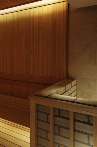 Palace Hotel Tokyo – evian SPA TOKYO – Gentlemen's Sauna – T2