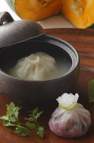 Michelin Starred Restaurants Tokyo – Amber Palace dumplings
