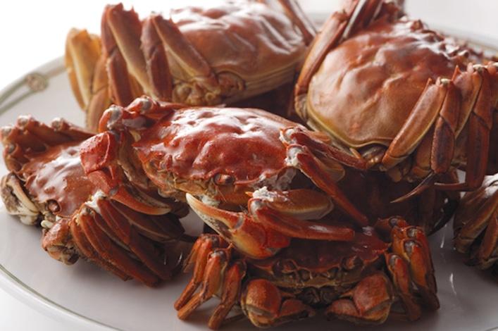 Palace Hotel Tokyo Amber Palaces Shanghai Crab H2