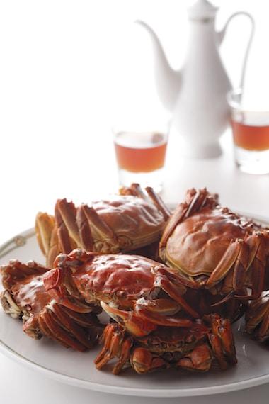 Palace Hotel Tokyo – Amber Palace's Shanghai Crab – T2