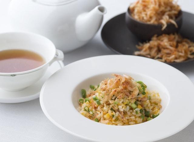 Palace Hotel Tokyo Amber Palaces Spring 2019 Sakura Shrimp Fried Rice H2