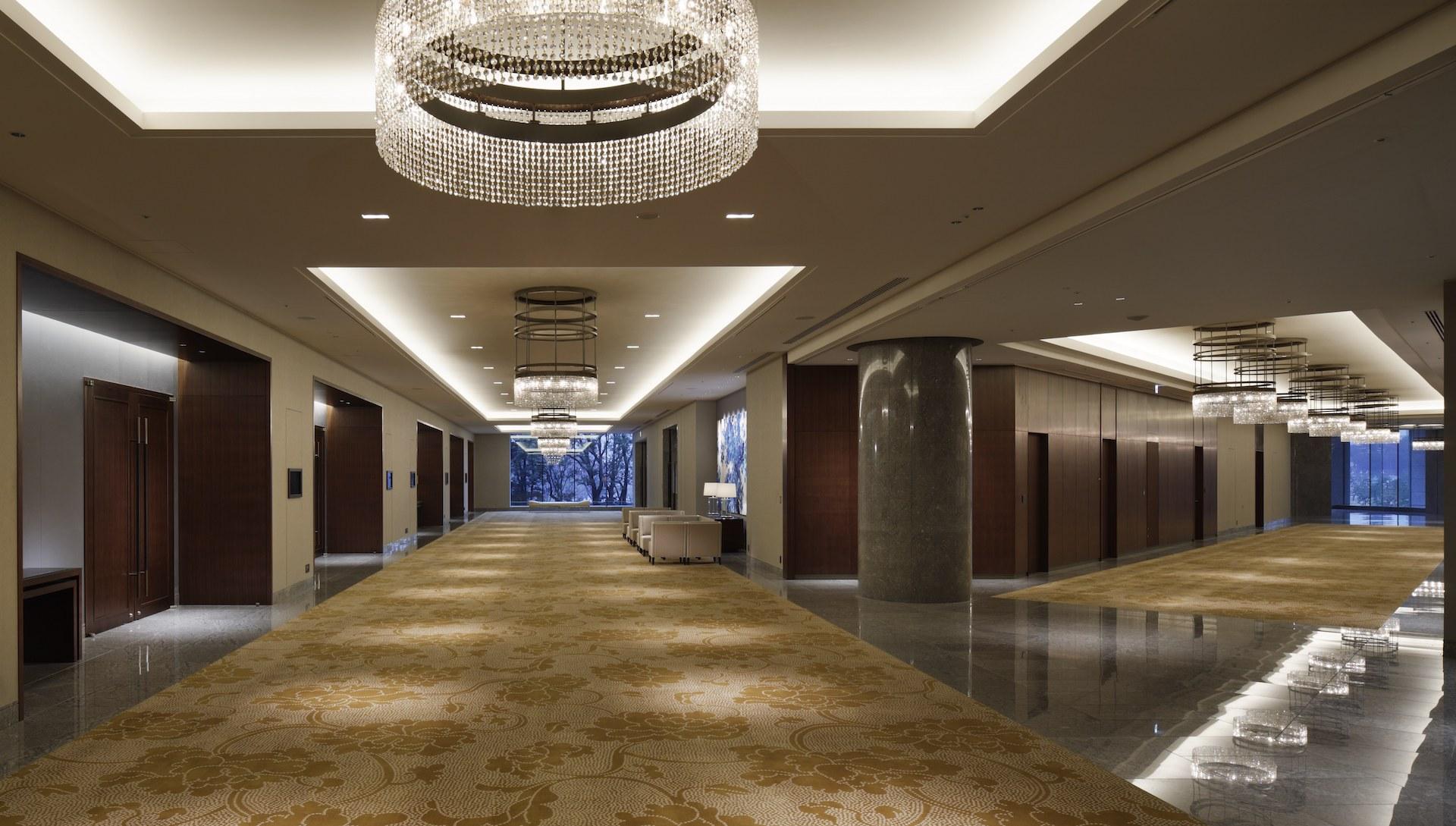 Foyer Hotel : Palace hotel tokyo aoi ballroom foyer f2