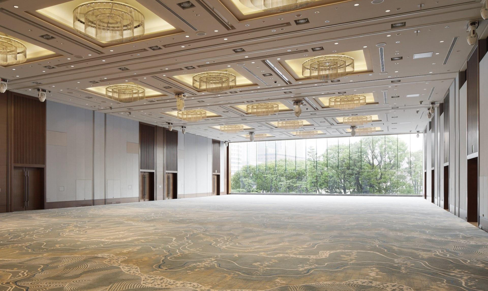 Palace Hotel Tokyo – Aoi Ballroom – I – F2