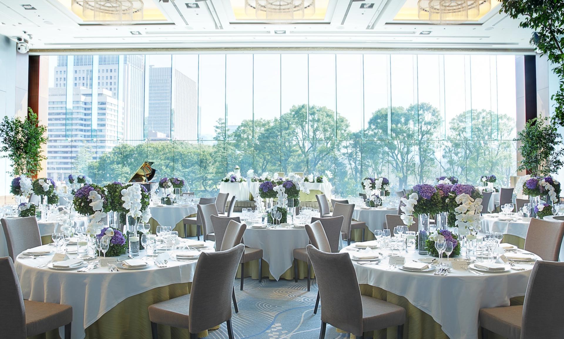 Palace Hotel Tokyo – Aoi Ballroom – IV – F2