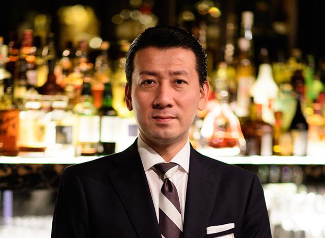 Palace Hotel Tokyo Bartender Manabu Ohtake H2