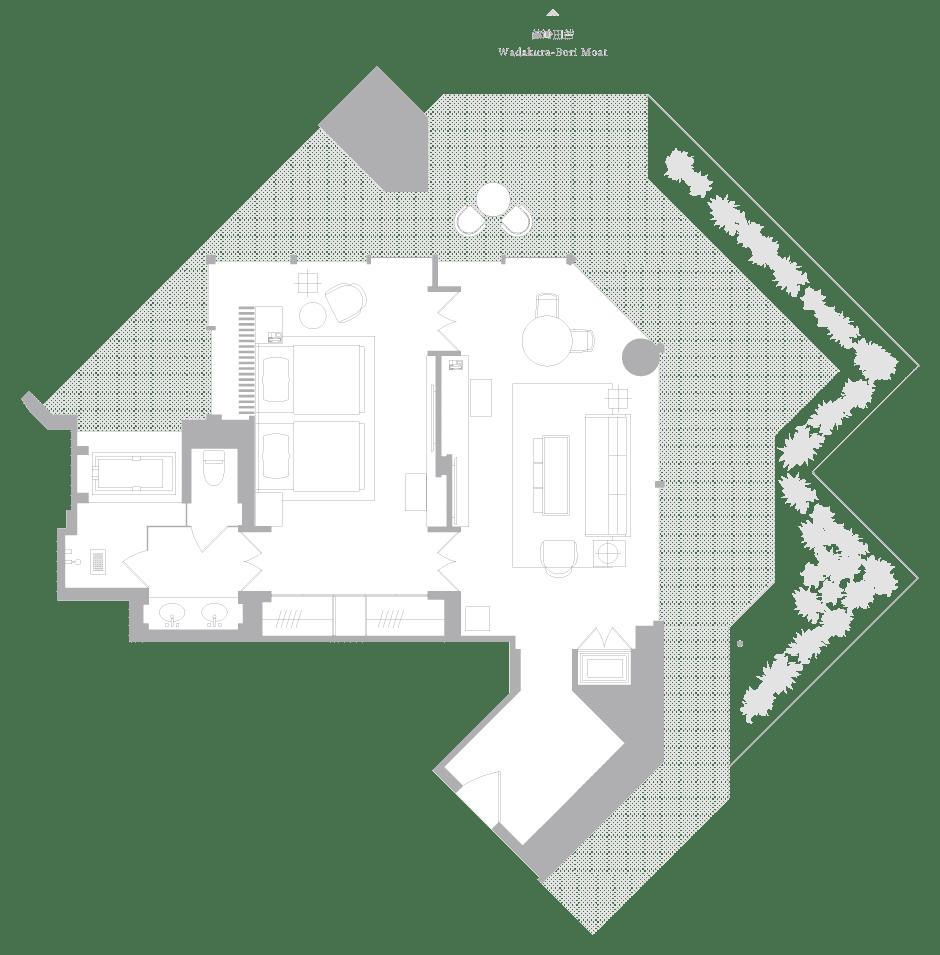Palace Hotel Tokyo Chiyoda Suite