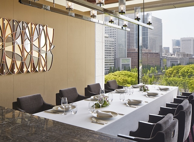 Palace Hotel Tokyo – Crown – Private Dining Room – H2