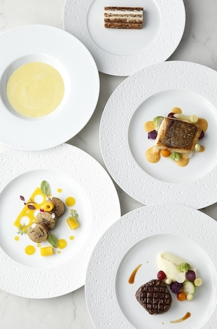 Palace Hotel Tokyo – Crown's 2017 In-Room Dining Prix-Fixe – T2