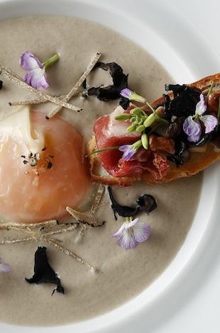 Palace Hotel Tokyo – Crown's Autumn 2017 Egg Yolk Ravioli – T2
