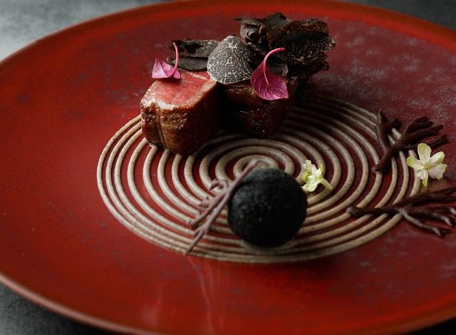 Palace Hotel Tokyo – Crown's Winter 2017-2018 Black Truffle Dinner