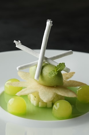 Palace Hotel Tokyo – Crown's Winter 2017-2018 Green Apple Compote