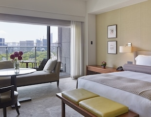 Palace Hotel Tokyo – Deluxe King Room with Balcony – III – HT2