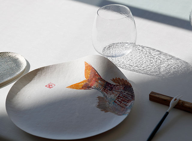 Palace Hotel Tokyo Esterre Table Setting H2