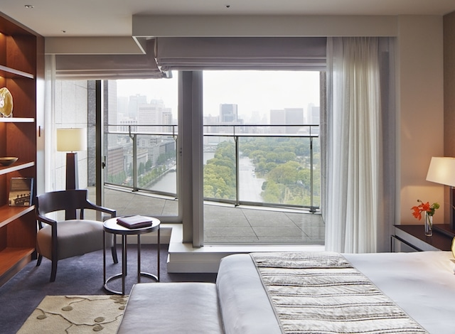 Palace Hotel Tokyo – Executive Suite – Bedroom – III – H2
