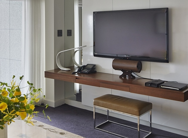 Palace Hotel Tokyo – Executive Suite – Technology – H2
