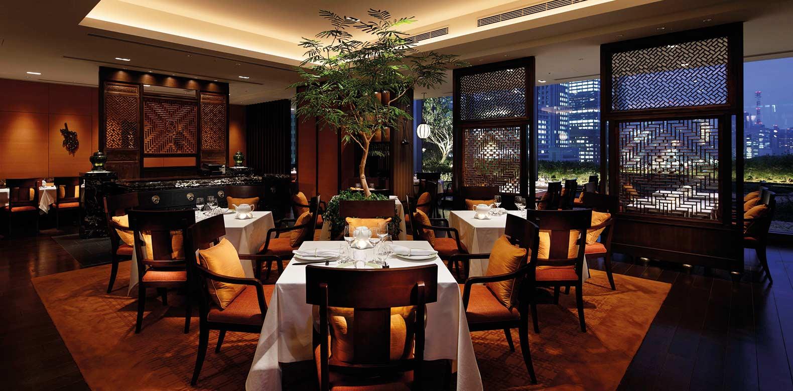 Michelin Starred Restaurants Tokyo – Tables