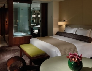 Palace Hotel Tokyo F Deluxe Room Bathroom