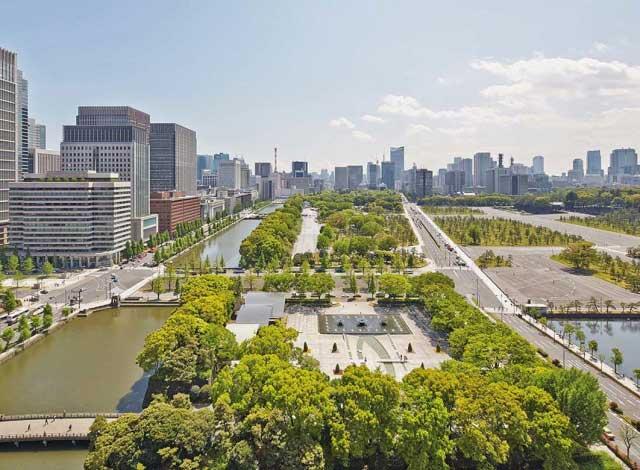 Palace Hotel Tokyo F Exterior Views