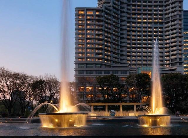 Palace Hotel Tokyo F Exterior Wadakura Fountain