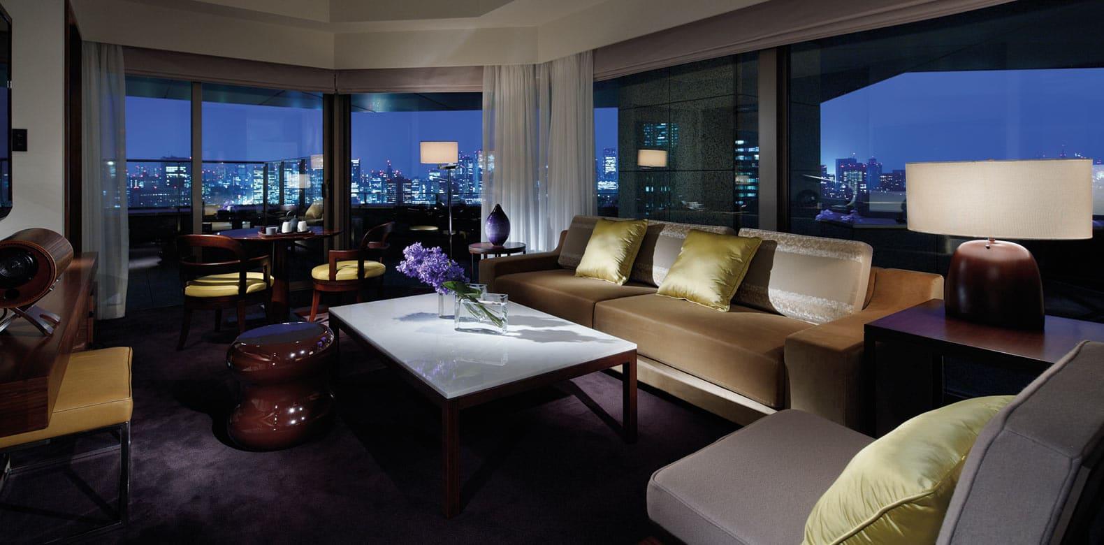 Palace-Hotel-Tokyo-F-Garden-Suite-Living-Room-II