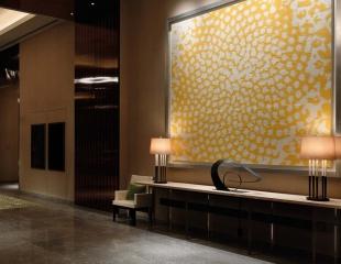 Palace Hotel Tokyo F Lobby Art