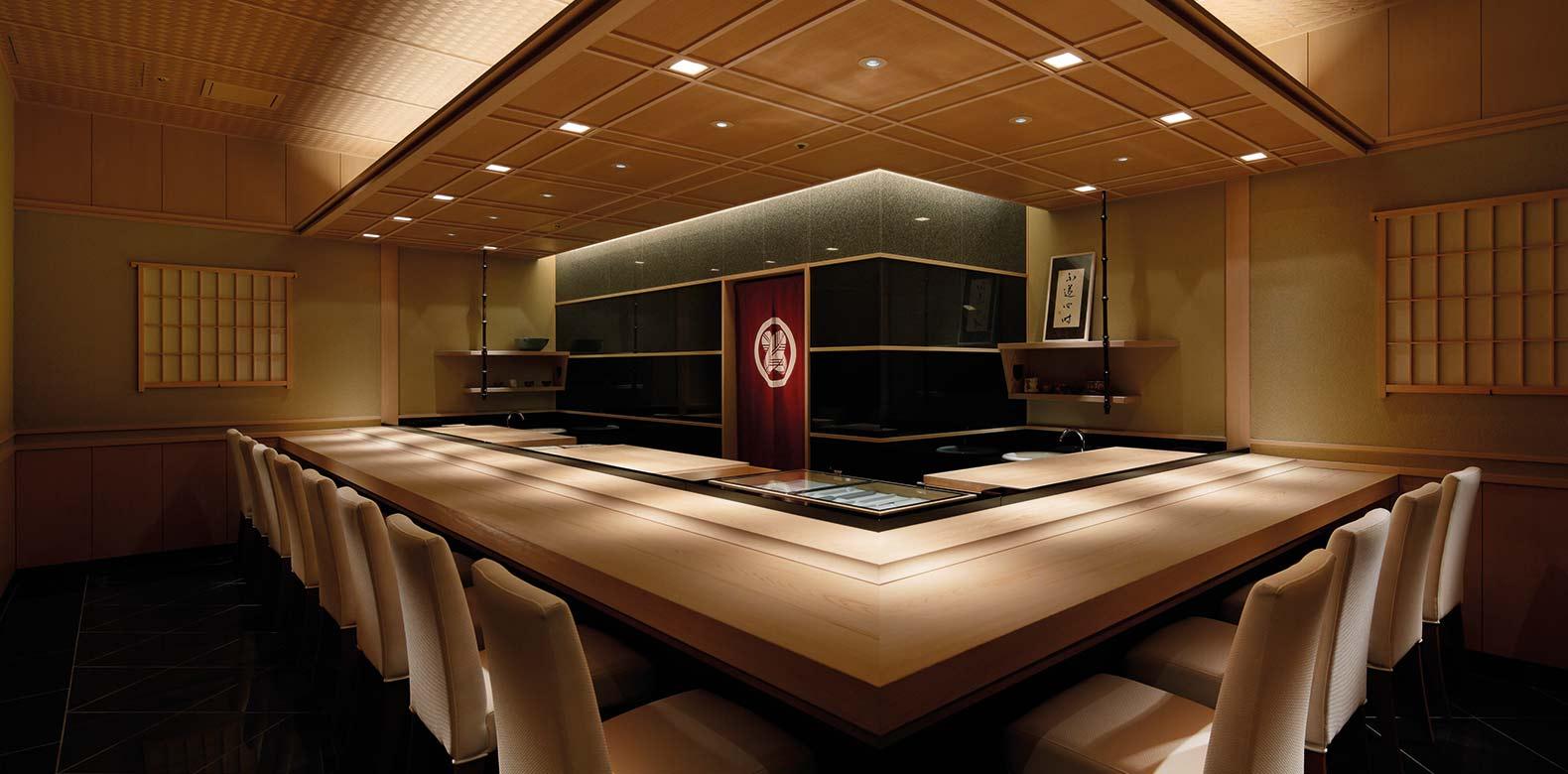 Tokyo sushi- Palace-Hotel-Tokyo-F-Sushi-Kanesaka-Wadakura