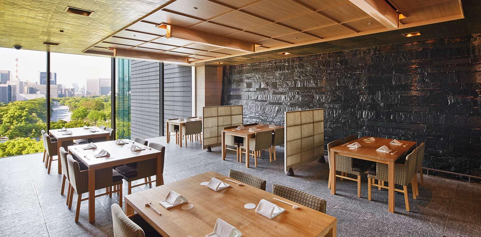 Tokyo restaurant-Palace-Hotel-Tokyo-F-Wadakura-Main-Dining-III