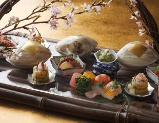 Palace Hotel Tokyo F Wadakura Nagomi Tasting