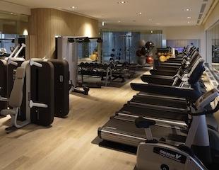 Palace Hotel Tokyo Fitness Center I HT2