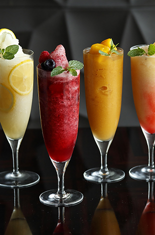 Palace Hotel Tokyo Flavors of Summer Lounge Bar Prive Summer 2021 Smoothies T2