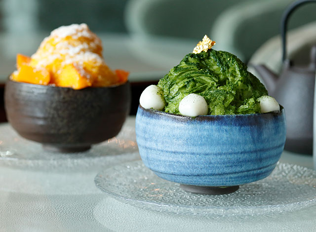 Palace Hotel Tokyo Flavors of Summer Summer 2020 Shaved Ice H2