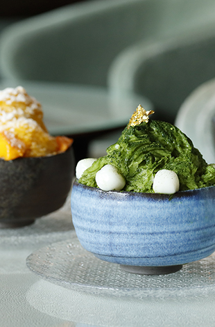 Palace Hotel Tokyo Flavors of Summer The Palace Lounge Summer 2021 Shaved Ice T2