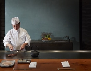 The Teppanyaki Dining Experience at GO