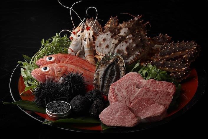 Palace Hotel Tokyo GOs Christmas 2018 Seasonal Ingredients H2